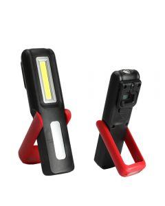 COB 350 Lumen Bolsillo portátil Luz de trabajo LED Luces de inundación impermeables recargables