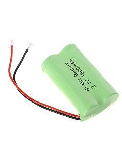 Aa 1800Mah 2.4V Ni-Mh Batería Recargable (Paquete De 2)