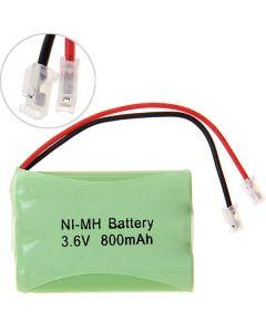 Ni-Mh Aaa Aaa 3.6V 800Mah Paquete De Baterías Para Teléfonos Inalámbricos-3 Pc En Una Sola Cruda