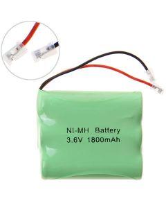 Paquete De Baterías Ni-Mh Aa Aa 3.6V 1800Mah Para Un Teléfono Inalámbrico-3 Pc En Un Solo