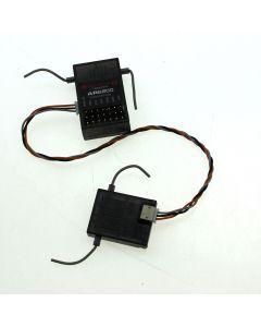 Ar6200 2.4Ghz 6 Canales Receptor Para Spektrum Dx6I Jr Dx7 Dsm2
