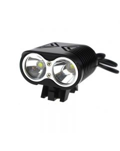 Ciclismo Bicicleta Luz 2 * Cree Xm-L2 4 Modos 3000Lm Led Bike Light + Paquete De Batería + Cargador