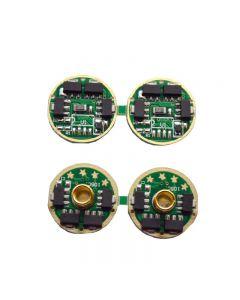 Amc 7135 * 8 2800Mah Placa De Circuito De 1 Modo Para Ssc P7 / Muc / Sst-50 / Xm-L2 T6