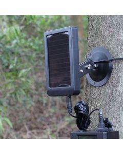 Panel Solar 1500Mah 6V Solar Con Cargador Para La Cámara De Sendero De Caza Hc300A Hc300M Hc550M Hc550M Hc550G Fabricación Mayorista