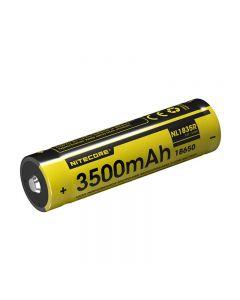 Nitecore Nl1835R 3500Mah Alto Rendimiento Incorporado Micro-Usb Cargo De Carga Recargable Batería Lion 12.6Wh 3.6V
