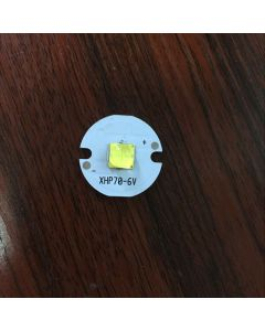 25Mm De Cobre Pcb De Alta Potencia Cree Xhp70 Y Xhp70.2 Emisor Led Blanco 6500K (1 Pc)