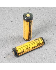 Skilhunt Bl-131 3.6V 15A 3100Mah 18650 Batería Protegida (1Pc)