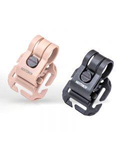 Glo-Tob Tactical Kit (Gtk) Clip Usado Para Glo-Toob Signal Light Gt-Aaa Y Gt-Aaa Pro