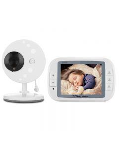 Video Inalámbrico Baby Monitor 3.5Inch Baby Monitor Baby Cámara Niñera Seguridad Sp851 Visión Nocturna Video Monitoreo De Video