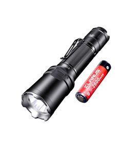 Klarus XT11R 1300 lúmenes Cree SST-40 LED Linterna 18650 Tac recargable
