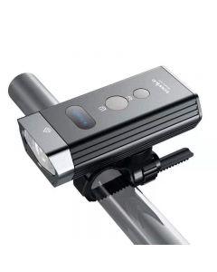 TOWILD BR1800 Luz de bicicleta incorporada 5200mAh IPX6 Luz de bicicleta recargable por USB impermeable