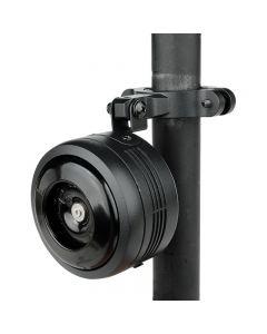 125db USB recargado bicicleta campana eléctrica motocicleta Scooter bicicleta eléctrica bocina campana de alarma antirrobo segura