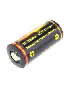 Calidad Tiverificio Tf 32650 3.7V 6000Mah Batería Protegida De Ion De Litio- (1 Pieza)